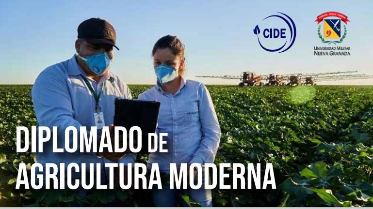Diplomado de Agricultura Moderna