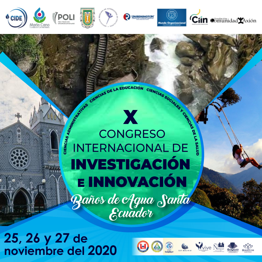 X Congreso Internacional de Investigación e Innovación