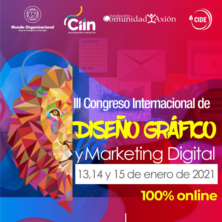 III Congreso Internacional de Diseño Gráfico y Marketing Digital